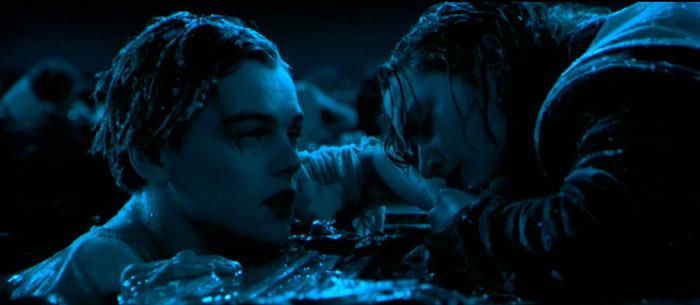 купание зимой титаник джек