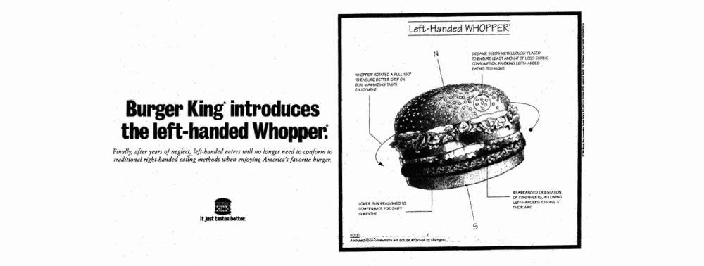 первое апреля 1998 бургер кинг как отличить фейковые новости